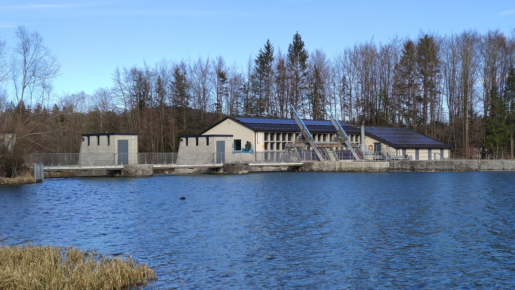 Wasserkraftwerk Bad Tölz (2)