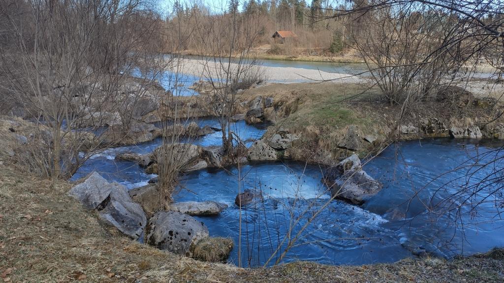 Fischtreppe am Wasserkraftwerk Bad Tölz (2)