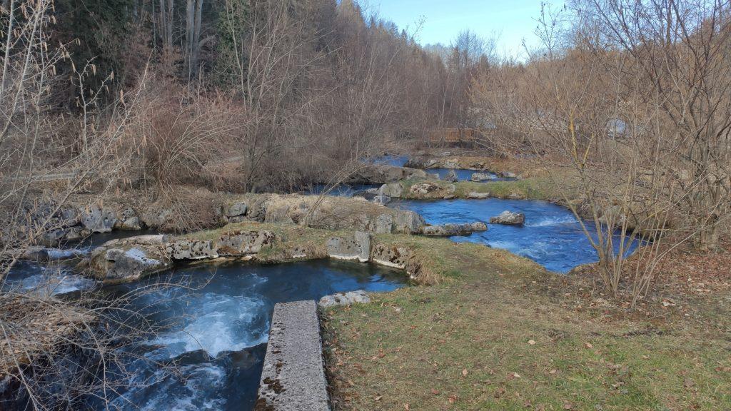 Fischtreppe am Wasserkraftwerk Bad Tölz (1)