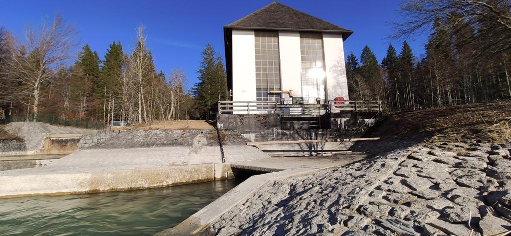 Künstlicher Zufluss zum Walchensee (Einleitungsbauwerk) (3)