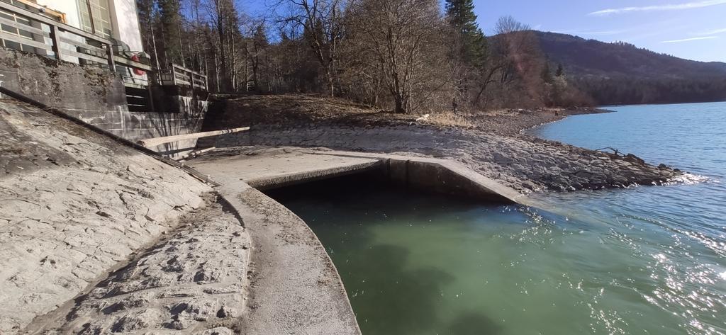 Künstlicher Zufluss zum Walchensee (Einleitungsbauwerk) (2)