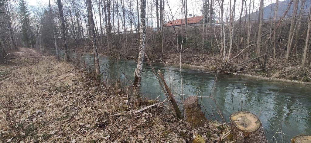 Werkkanal zum Wasserkraftwerk in Fleck (3)