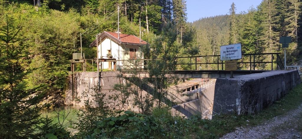 Wehranlage Ampelsbach