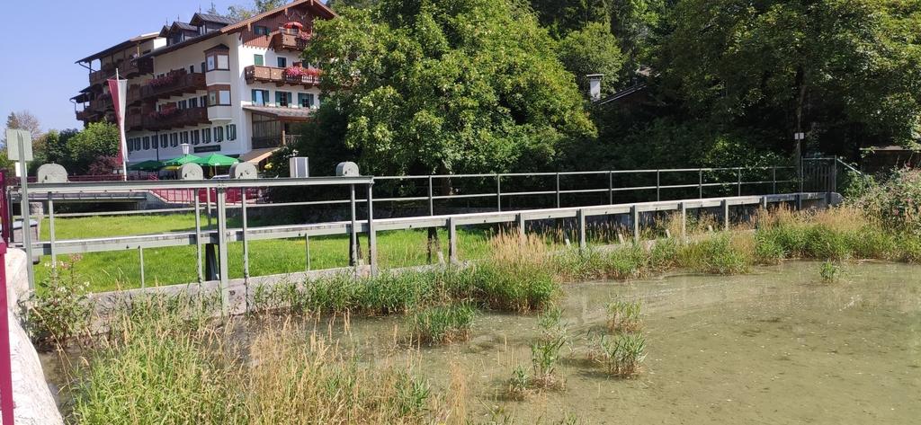 Seesperre Achensee