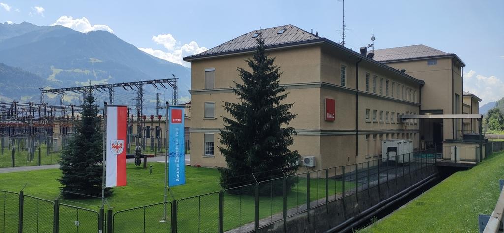 Achenseekraftwerk in Jenbach