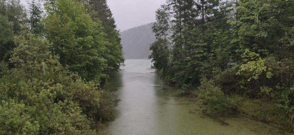 Obernachkanal (Einleitung der Isar in den Walchensee)